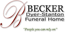 Becker-Dyer-Stanton Funeral Home, Inc